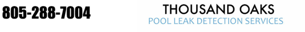Los Angeles Pool Leak Detection Services